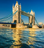 Tower Bridge, London. Stock Photo