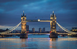 Tower bridge in the morning Royalty Free Stock Image