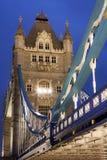 Tower Bridge at night, London, UK. Tower Bridge at night, London, photo taken in UK Stock Images
