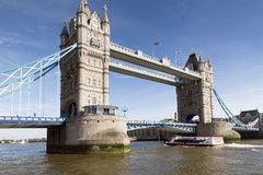Tower Bridge Royalty Free Stock Images