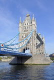 Tower Bridge and the River Thames Stock Images