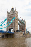 Tower Bridge on River Thames London UK Royalty Free Stock Image