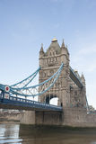 Tower Bridge and the River Thames, London, UK Stock Image