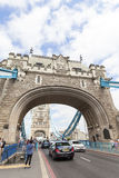 Tower Bridge on the River Thames, London, United Kingdom Royalty Free Stock Image