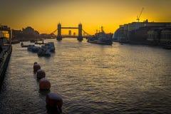 Tower Bridge special stock image