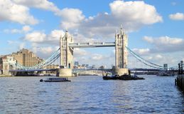 Tower Bridge Royalty Free Stock Photos