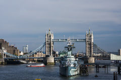 Tower Bridge, Royalty Free Stock Image