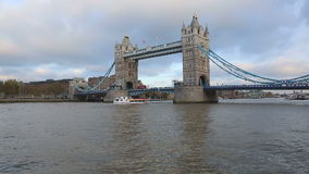 Tower Bridge stock footage