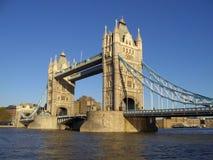 Tower Brige. Tower Bridge, London, England stock photos