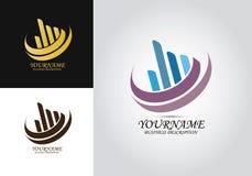 Tower Build Building Logo vector illustration