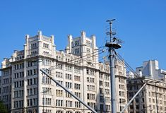 The Tower Building, Liverpool. Royalty Free Stock Photo