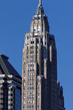 Tower Building in New York City Stock Image