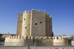 Tower of Calahorra. Cordoba. Stock Image