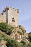 Castle of Almodovar del Rio, Andalusia, Spain Stock Photo
