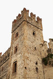 Tower of castle Royalty Free Stock Photo