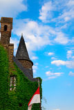 Tower of Castle Cochem Royalty Free Stock Photos