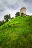 Tower of the castle in Kazimierz Dolny Royalty Free Stock Photo