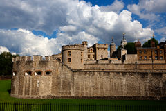 Tower Castle, London, England Stock Photos