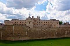 Tower Castle, London, England Royalty Free Stock Photos