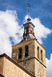 Tower of cathedral Royalty Free Stock Photos