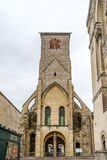 Tower Charlemagne in Tours. Royalty Free Stock Image