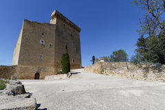 Tower in Chateauneuf-du-Pape Royalty Free Stock Photography