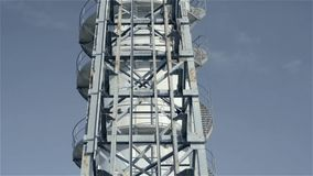 Tower stock footage