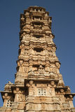 Tower in Chittorgarh fort Royalty Free Stock Photos