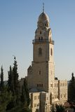Tower of the Church of Dormition Royalty Free Stock Photo