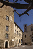 Tower and church of  Grasse, Provence, Stock Photography