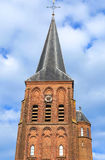 Tower of the Church Royalty Free Stock Photos