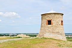 Tower citadel fort Elabuga fort Stock Photo