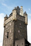 The tower of the city gate Royalty Free Stock Photo