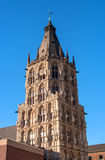Tower City Hall. Cologne. Germany. Royalty Free Stock Photo