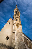 Tower of Clarissine monastery Royalty Free Stock Image