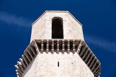 Tower clock Stock Image