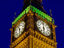 Tower closeup Royalty Free Stock Photography