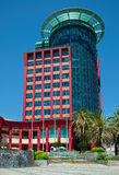 Tower of Colombo Center Royalty Free Stock Images