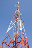 Tower of communications 02 royalty free stock photos