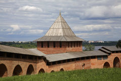 Tower of Conception in Nizhny Novgorod. Russia Royalty Free Stock Photo