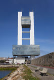 Tower of control, La Coruna Stock Photography