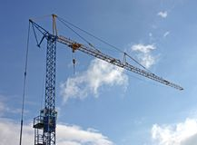 Tower Crane. Stock Image