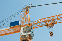 Tower Crane 2 Royalty Free Stock Image