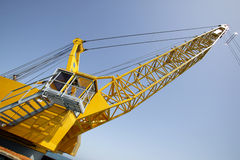 Tower crane Royalty Free Stock Image