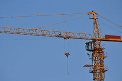 Tower crane Stock Image