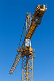 Tower Crane in the blue sky Stock Photography