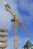 Tower crane Royalty Free Stock Photos
