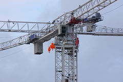 Tower crane details Stock Photos