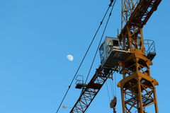 Tower crane Stock Photography