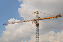 Tower Crane Series I Royalty Free Stock Photo